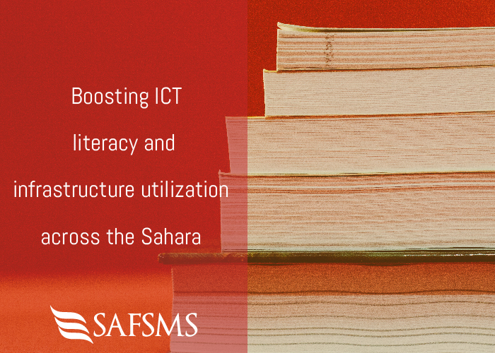 Boosting ICT literacy and infrastructure utilization across the Sahara