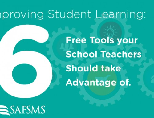 6 Free Tools for Improving Student Learning [Infograph]