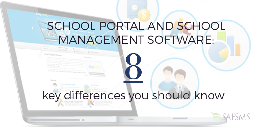 School Portal and School Management Software: 8 Key Differences You Should Know