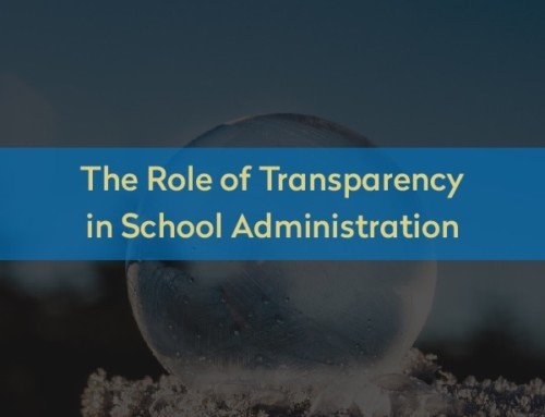 The Role of Transparency in School Administration