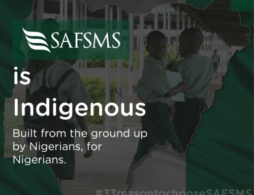 SAFSMS is Indigenous