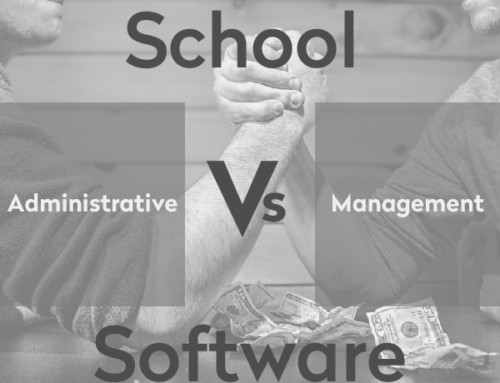 School Administrative Software vs School Management Software