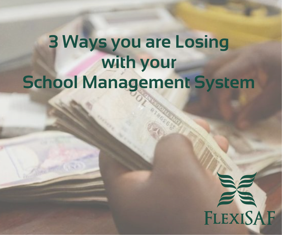 3 ways you are losing with your current school management system