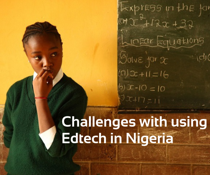 Challenges with Edtech in Nigeria