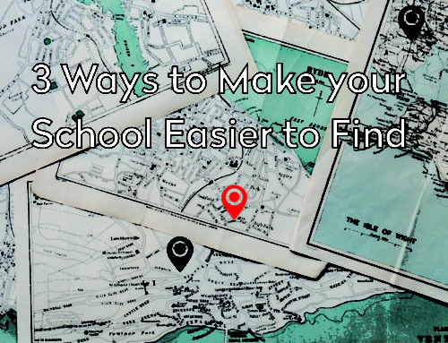 3 Ways to Make your School Easier to Find