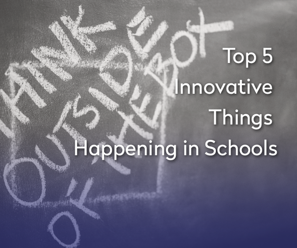 5 Innovative School Trends