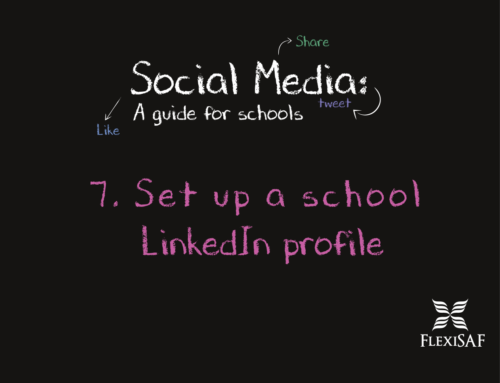 Set up a School Linkedin Profile