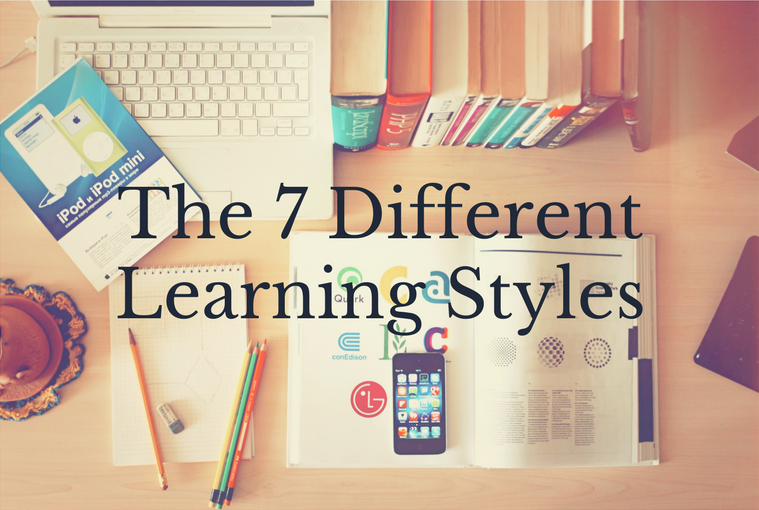 The 7 Different Learning Styles: Which works for you?