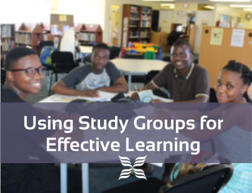 Beginning and Organizing Effective Study Groups