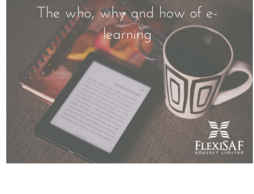 Classrooms without Borders: The Who, Why and How of E-learning