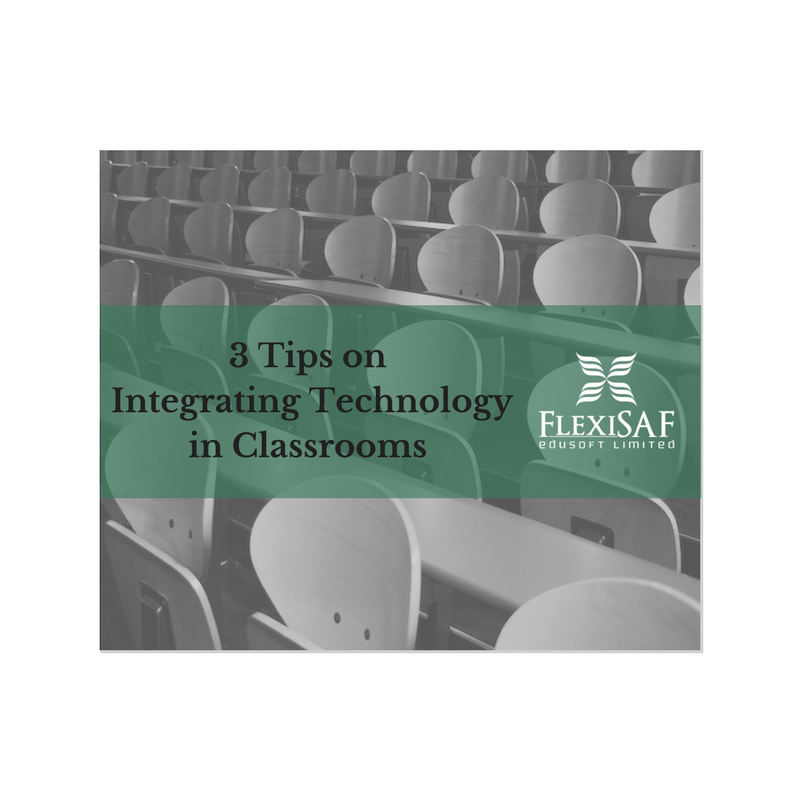 3 Tips on Integrating Technology in Classrooms