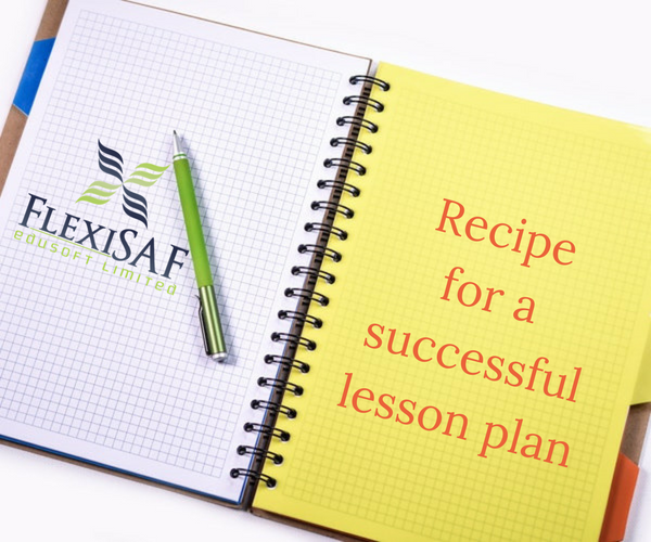 Recipe for a Successful Lesson Plan