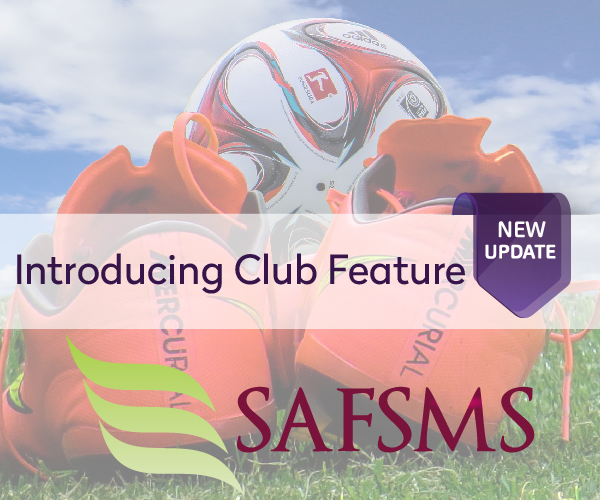 Introducing SAFSMS Club Feature