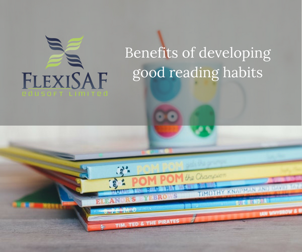Benefits of Developing Good Reading Habits