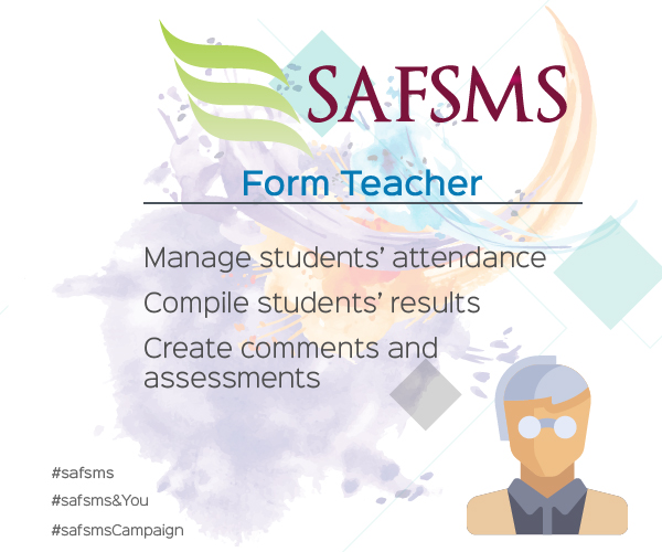SAFSMS&You: Form Teacher