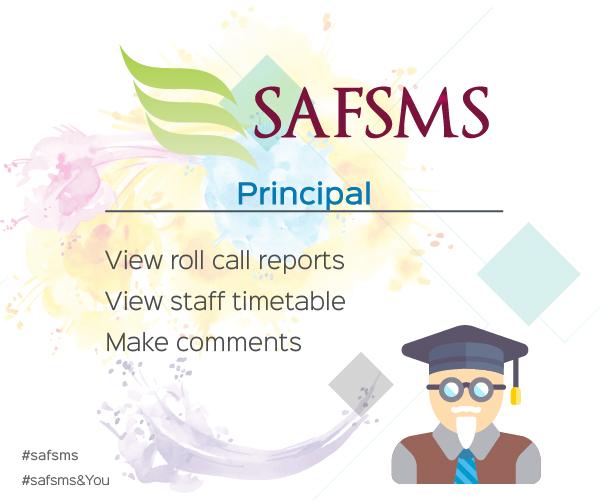 SAFSMS&You: Principal