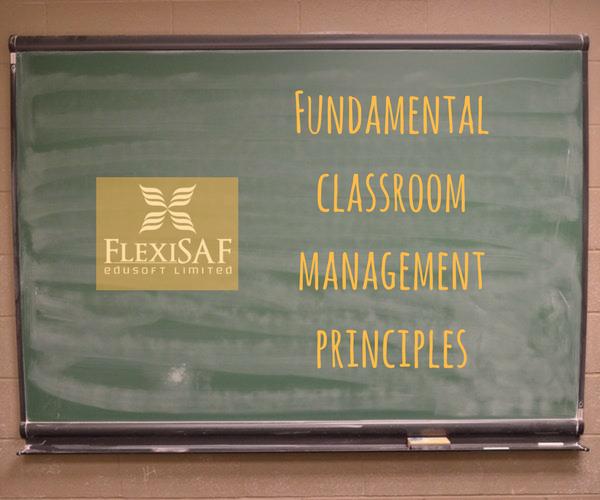 Fundamental Classroom Management Principles.