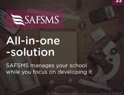 SAFSMS Provides You With An All-In-One-Solution