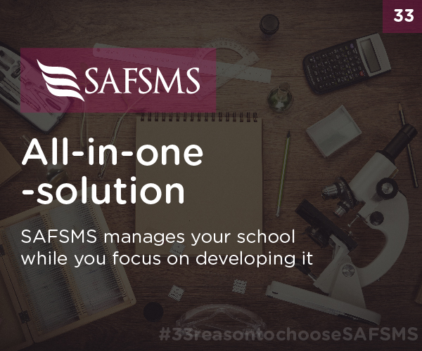 Your All-In-One School Management Solution