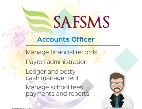 SAFSMS&You: Accounts Officer