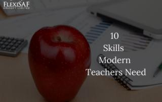 skills for a modern teacher