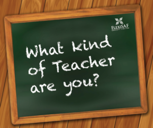 type of teachers - quiz