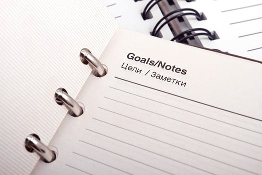 goals for a new term