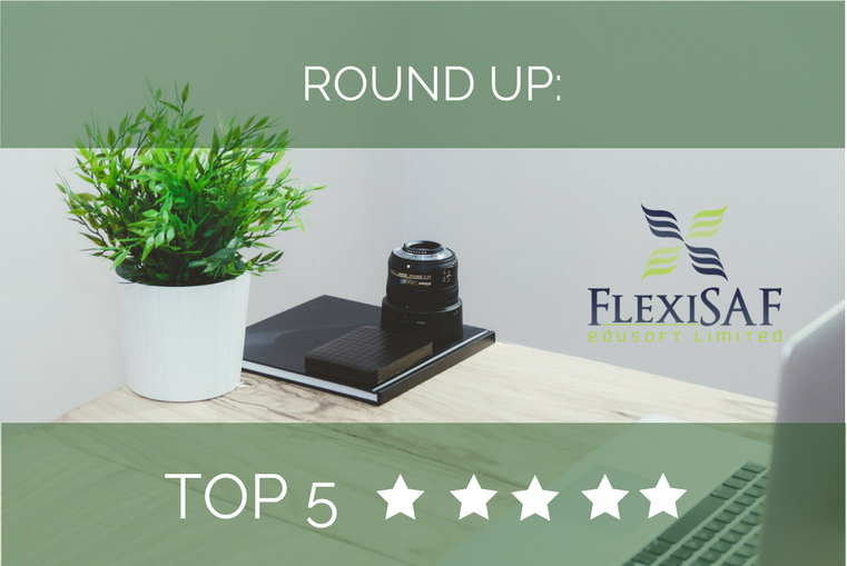 Top 5: Readers Favorites for the Month