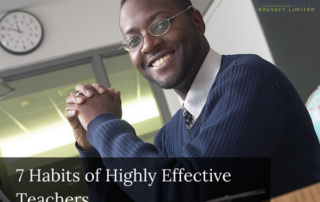 7 highly habits of highly effective teachers