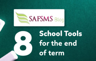 end of term school tools