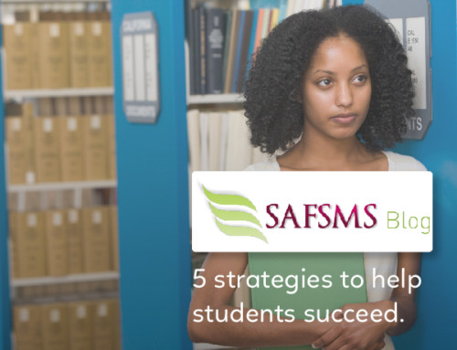 5 Strategies to Help Students Succeed (Infograph)
