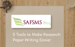 5 tools for research writing
