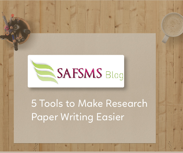 5 Tools to Make Research Writing Easier
