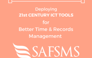 Time and records management