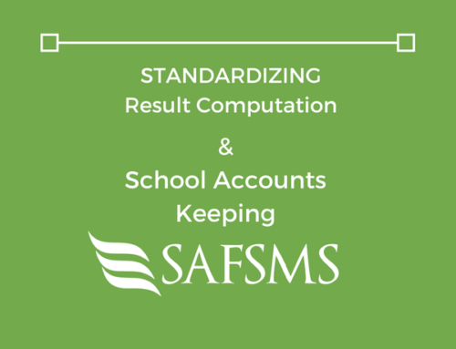 Standardizing Result Computation & School Account-keeping in Bristol