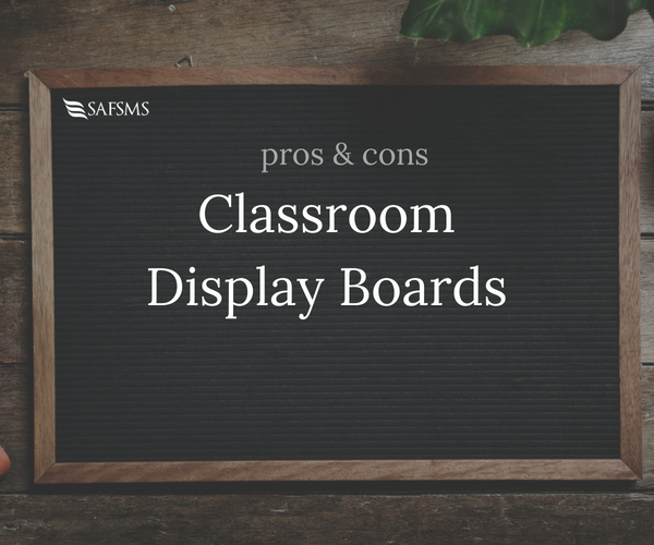Using Classroom Display Boards [Infograph]