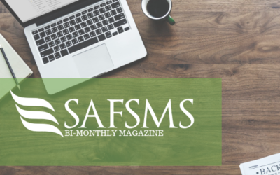 July/August 2019 SAFSMS Magazine