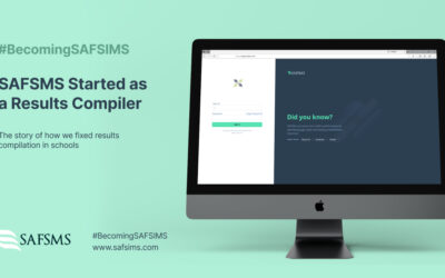 #BecomingSAFSIMS: SAFSMS Started As a Results Compiler